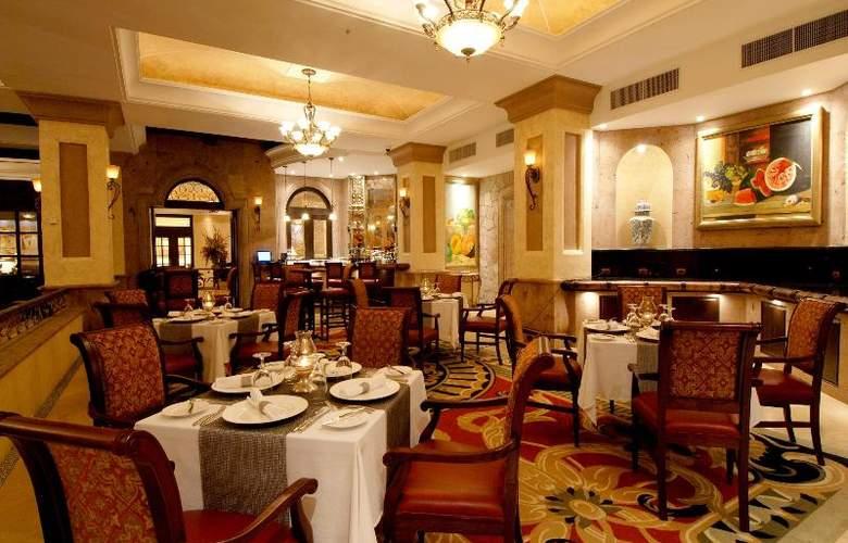 Villa La Estancia Nvo Vallarta Beach Resort & Spa - Restaurant - 27
