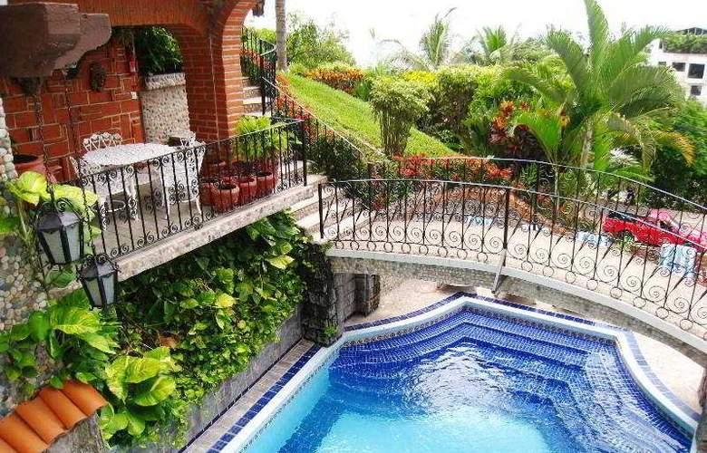 Casa Anita y Corona del Mar Boutique - Pool - 5