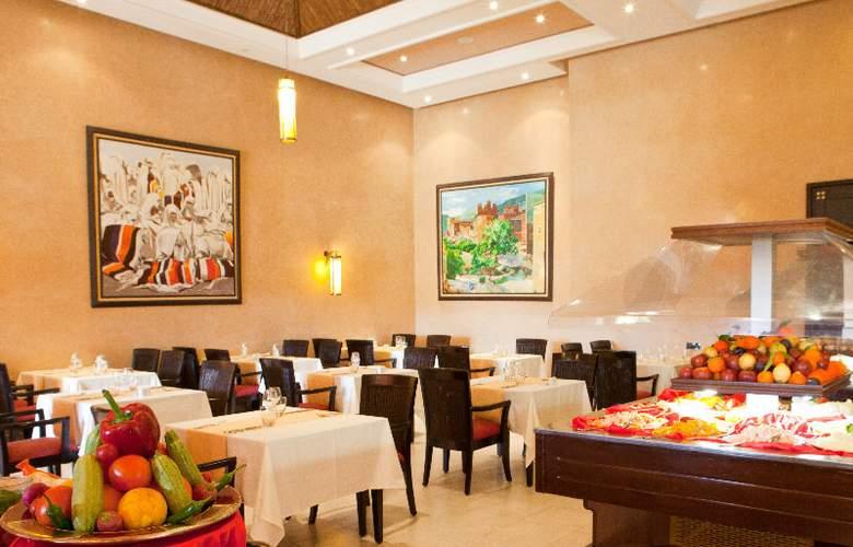 Kenzi Menara Palace - Restaurant - 10