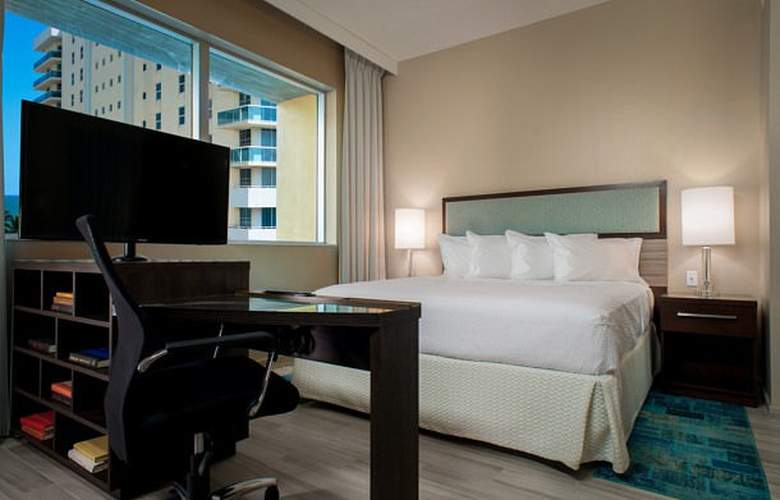 Residence Inn Miami Beach Surfside - Room - 1