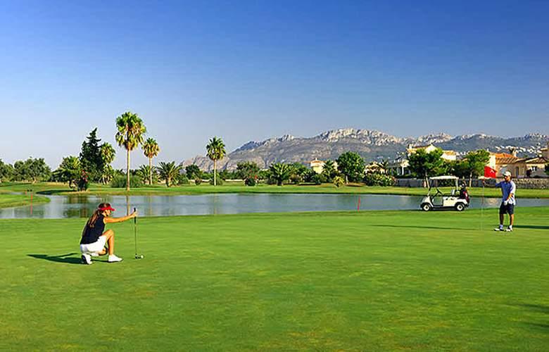 Oliva Nova Beach & Golf Resort - Sport - 18