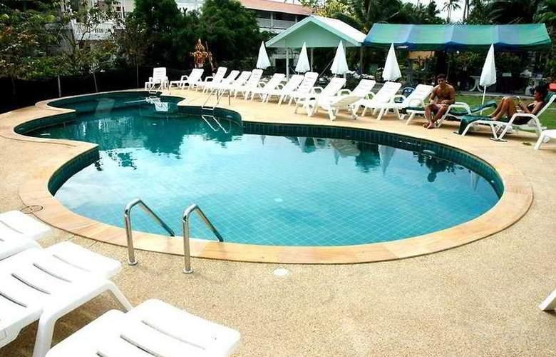 Palace Ao Nang - Pool - 9
