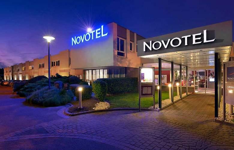 Novotel  Survilliers Saint Witz - Hotel - 0