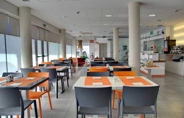 Bed4u Pamplona - Restaurant - 7