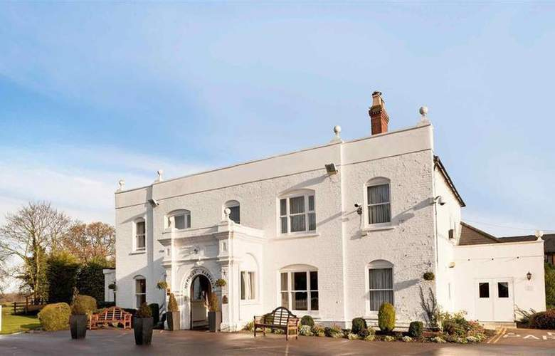 Mercure Milton Keynes Parkside House - Hotel - 36