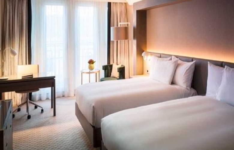 Hilton Vienna Plaza - Room - 2