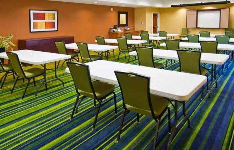 Fairfield Inn suites Oklahoma City - Hotel - 19