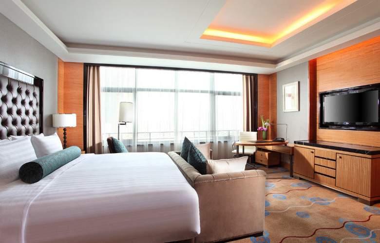 Howard Johnson Kaina Plaza Changzhou - Room - 6