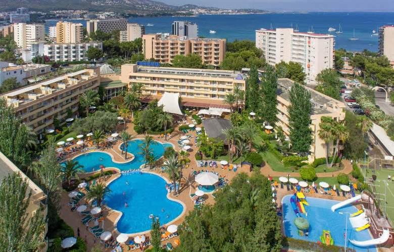 Zafiro Palmanova - Hotel - 9