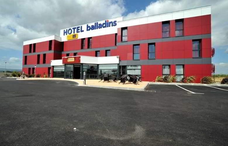 Balladins Pont Rouge Carcassonne - Hotel - 0