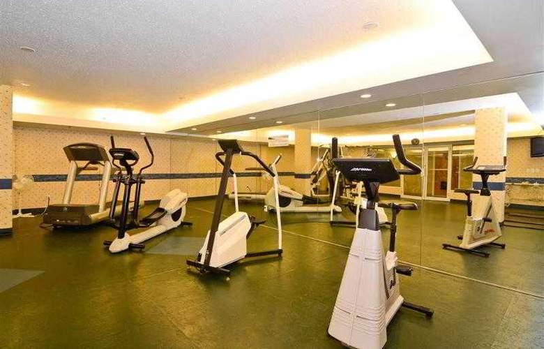 Best Western Plus Pocaterra Inn - Hotel - 81