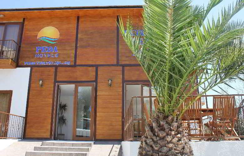 Peda Hotels Akvaryum Beach - Hotel - 4