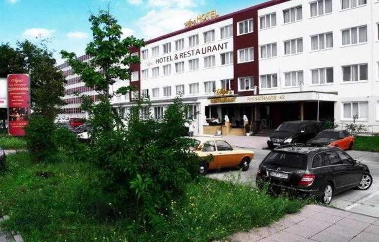 Agas Hotel - Hotel - 0