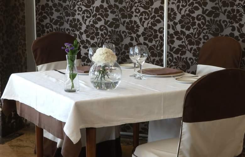 Gran Hotel Durango - Restaurant - 1