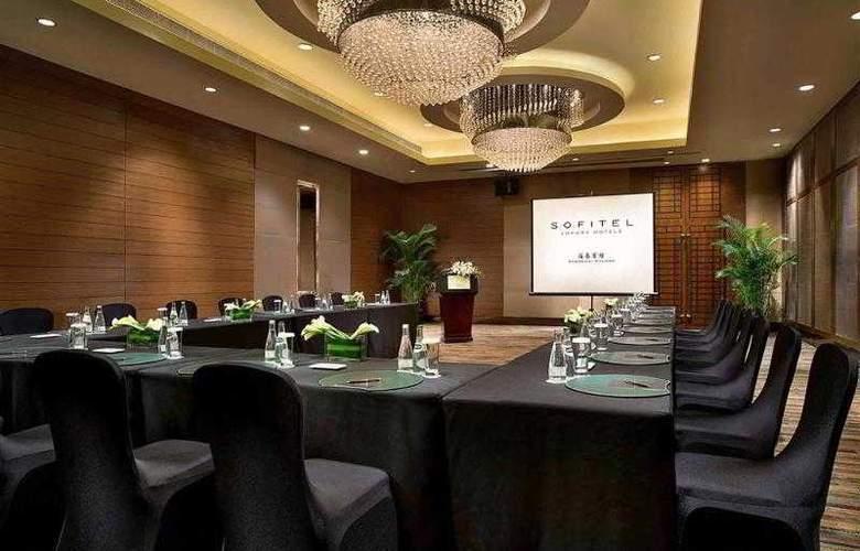 Sofitel Shanghai Hyland - Hotel - 58