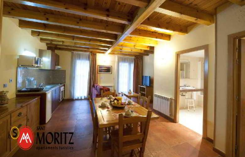 Apartamentos Sant Moritz - Room - 25