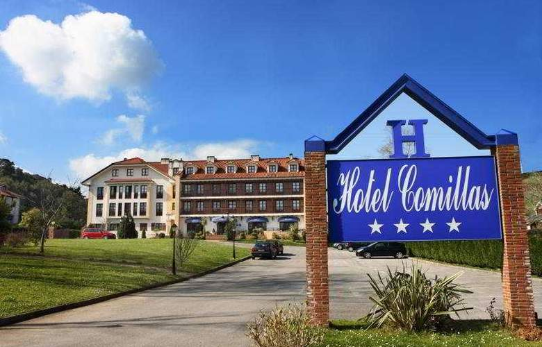 Comillas - Hotel - 0