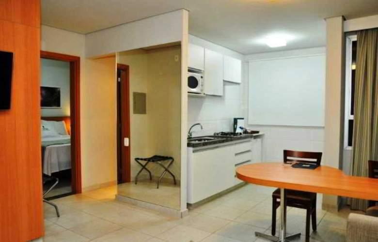 Impar Suites Cidade Nova - Room - 0