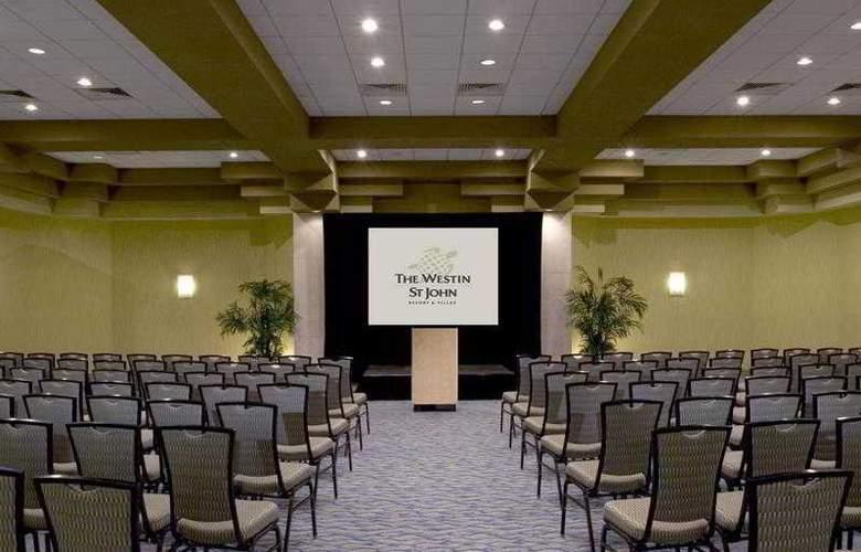 The Westin St. John Resort & Villas - Hotel - 34