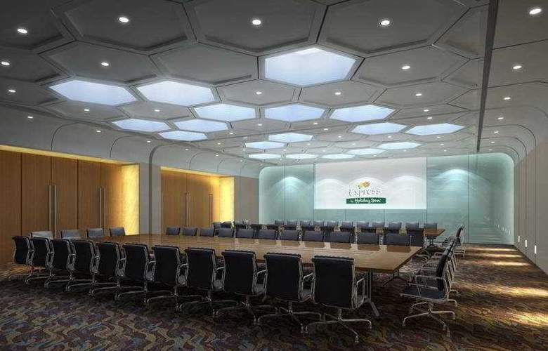 Holiday Inn Express Binhai - Conference - 3