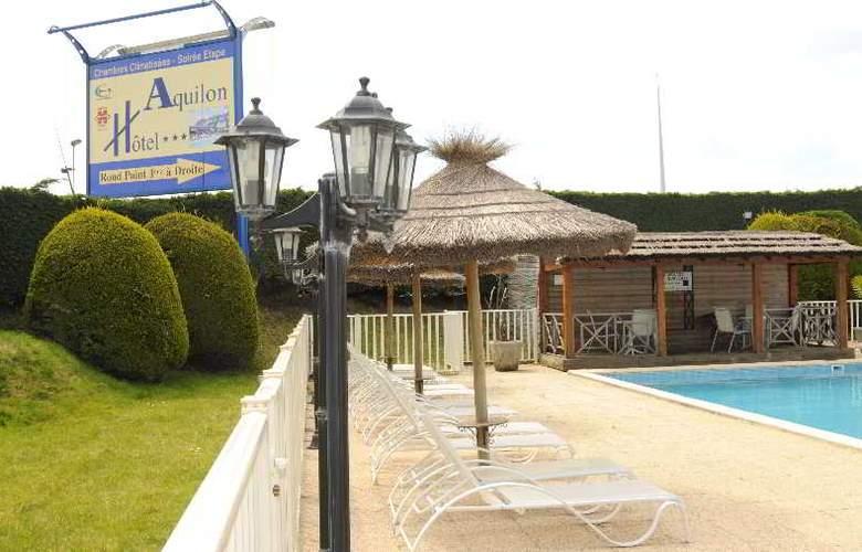 Inter-Hotel Aquilon Saint-Nazaire - Pool - 15