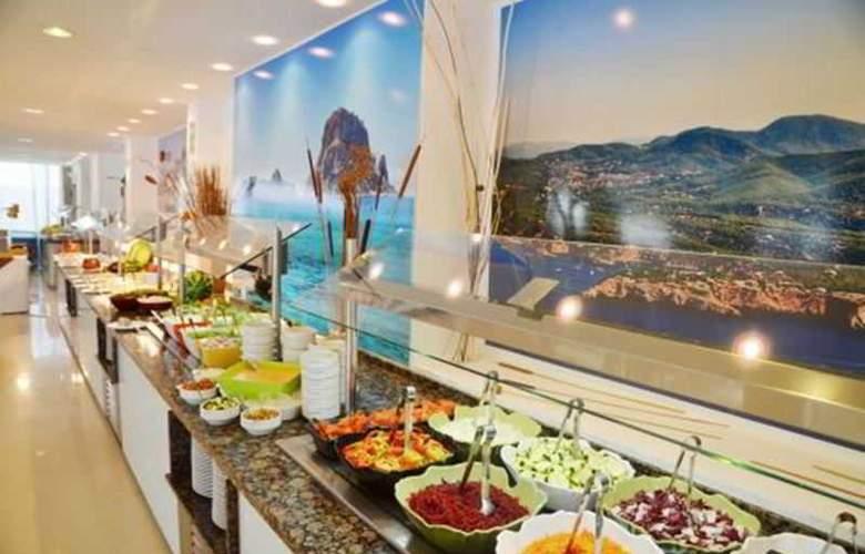 Azuline Atlantic - Restaurant - 25