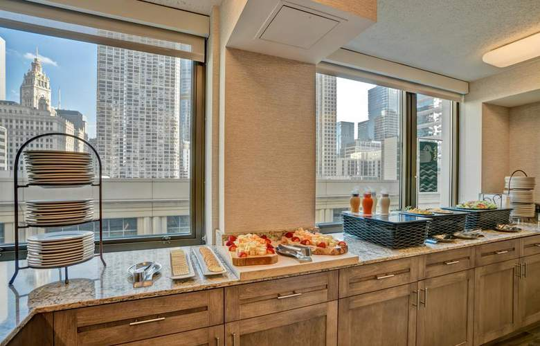 Homewood Suites by Hilton Chicago-Downtown - Meals - 15