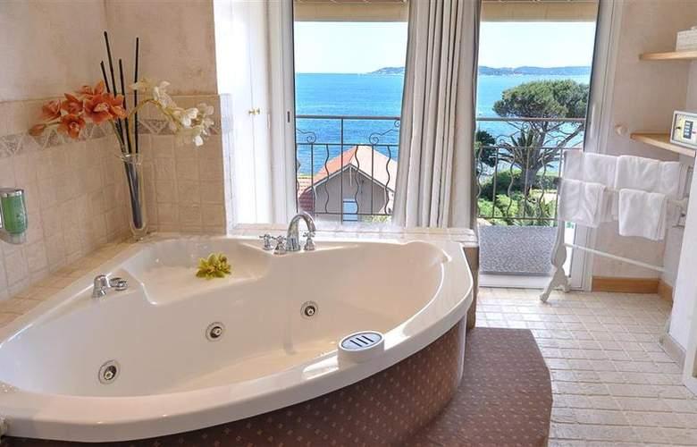 Best Western Hotel Montfleuri - Room - 92
