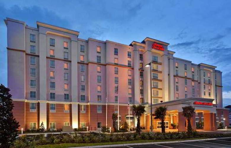 Hampton Inn and Suites Orlando/Arpt@Gateway Vlg Ct - Hotel - 1