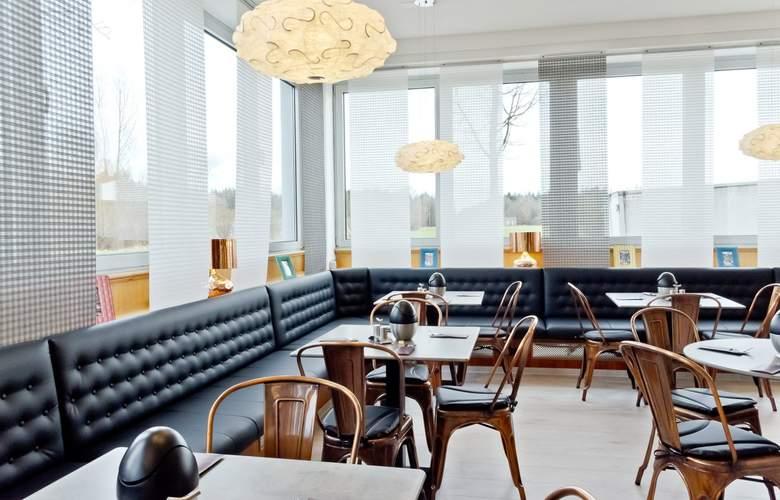 Arthotel Ana Munich Messe - Restaurant - 4