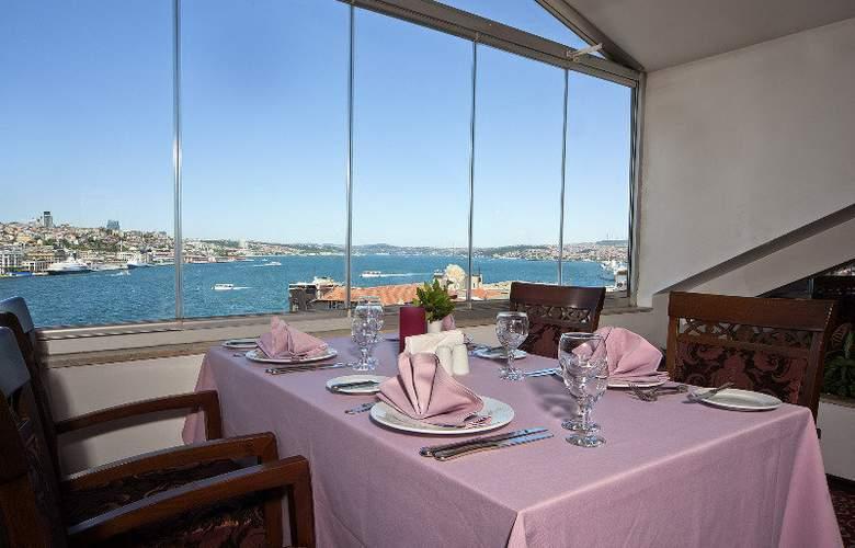 Legacy Ottoman Hotel - Restaurant - 7