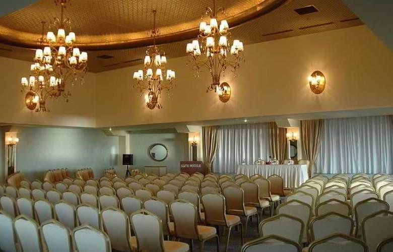 Elite Hotel Dragos - Conference - 2