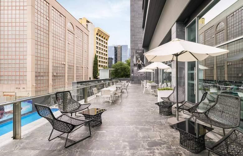 Ilunion Atrium - Terrace - 9