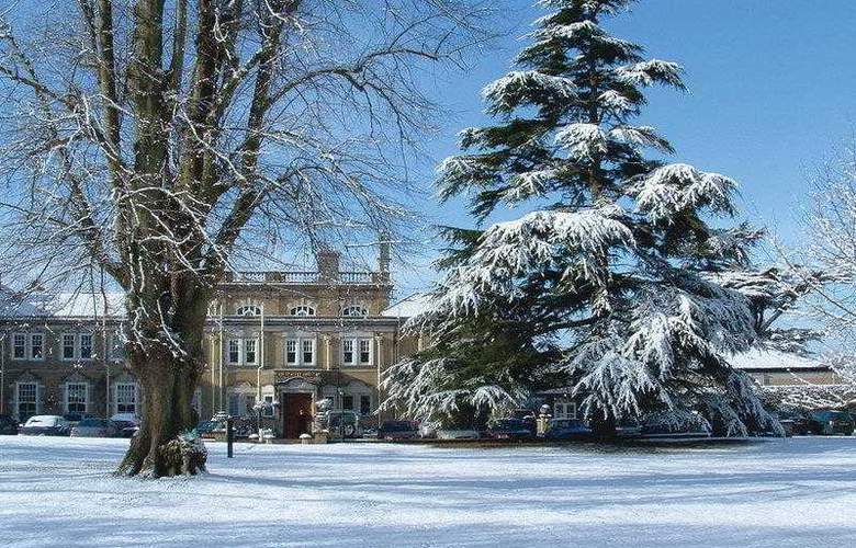 Best Western Chilworth Manor Hotel - Hotel - 62
