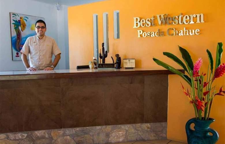 Best Western Posada Chahué - Hotel - 106