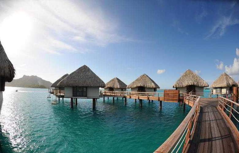 Le Meridien Bora Bora - Hotel - 45