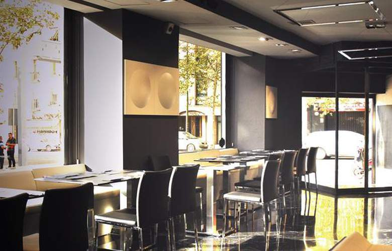 Tryp Madrid Chamberí - Restaurant - 14