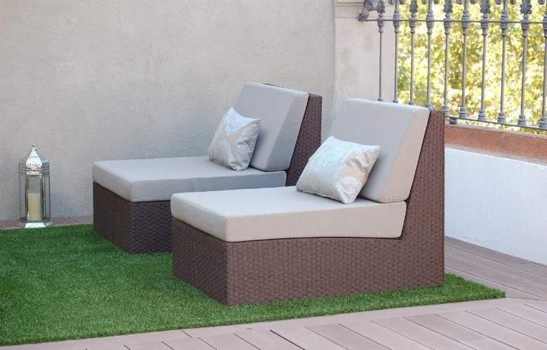 Internacional Ramblas Cool - Terrace - 32