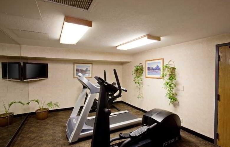 Hampton Inn Flagstaff - Sport - 14