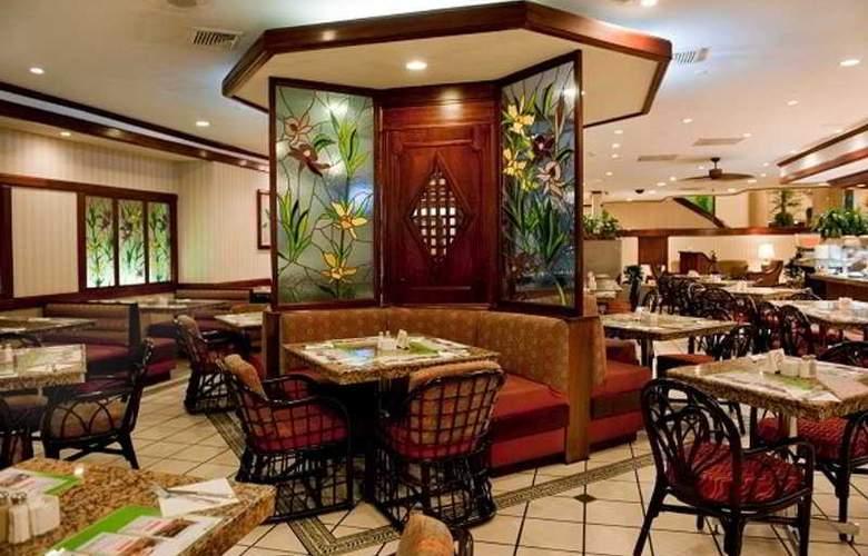 Holiday Inn San José Aurola - Restaurant - 8
