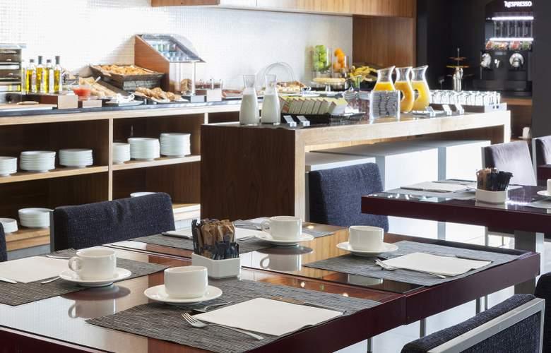 AC Coslada Aeropuerto - Restaurant - 5