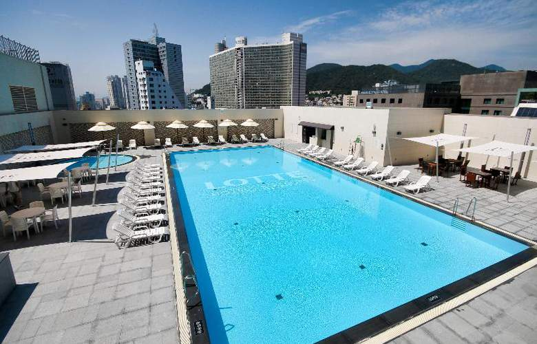 Busan Lotte - Pool - 17