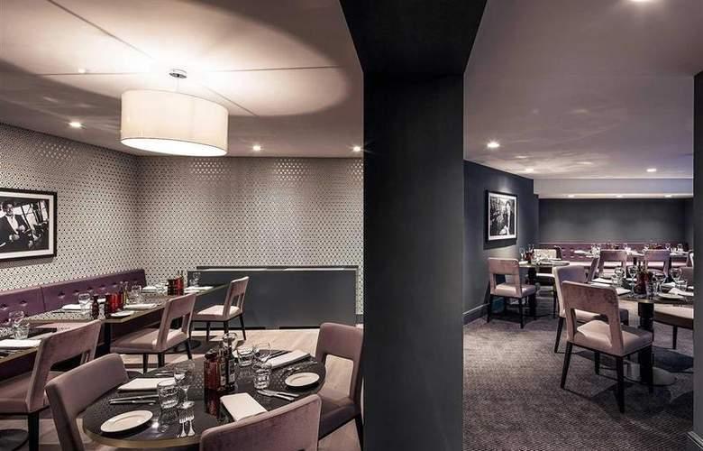 Ramada Jarvis Leicester - Restaurant - 33