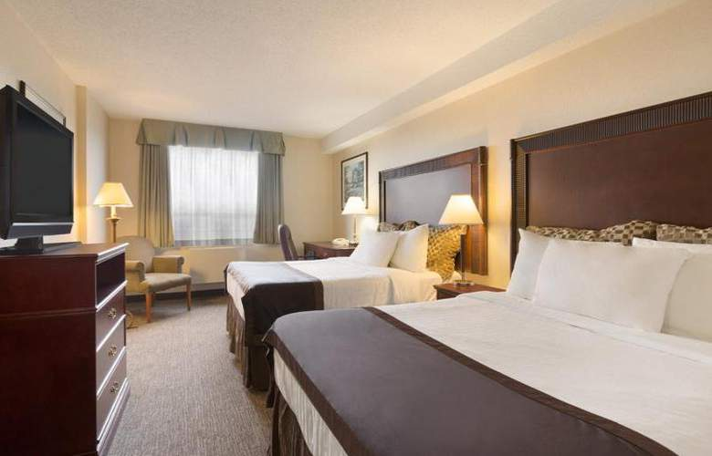 Travelodge Hotel Vancouver Airport - Room - 13
