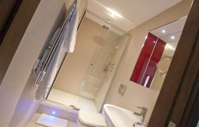 Best Western Plus Seraphine Hotel Hammersmith - Room - 82