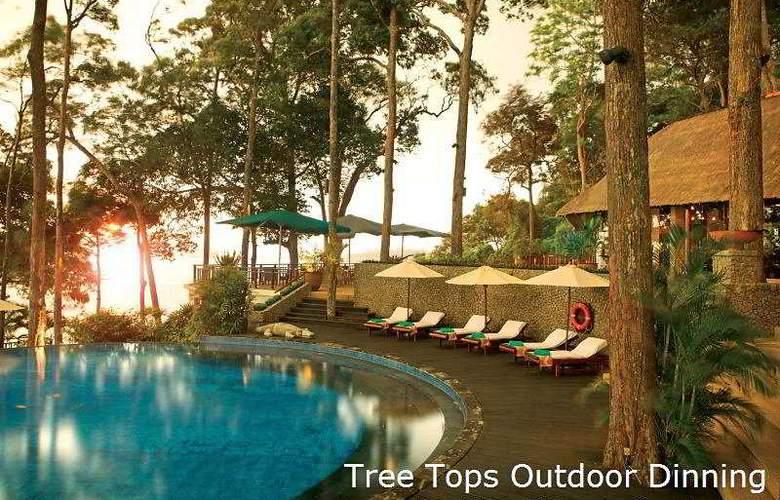 Banyan Tree Bintan - Terrace - 8
