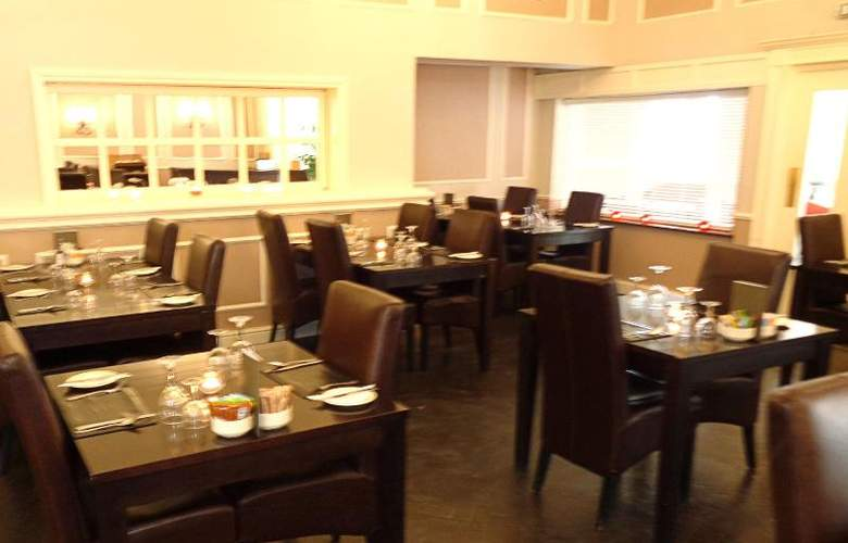 Aston Court - Restaurant - 17