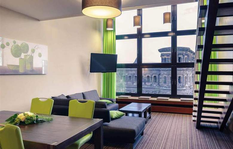 Mercure Hotel Trier Porta Nigra - Room - 32