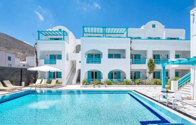 Santellini Hotel - Pool - 11