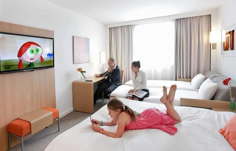 Novotel Paris Centre Gare Montparnasse - Room - 68
